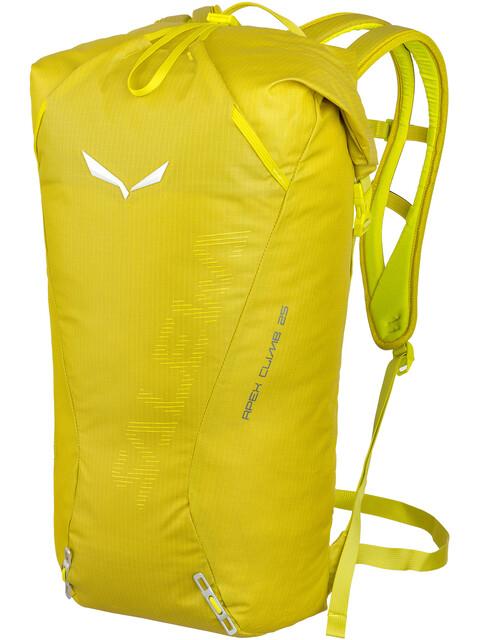 Salewa Apex Climb 25 - Sac à dos - jaune